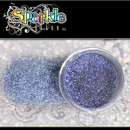 Cosmic Purple Glitter