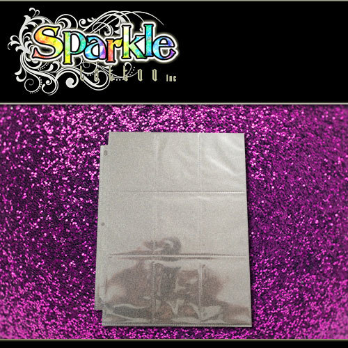Stencil Binder Refill Pages