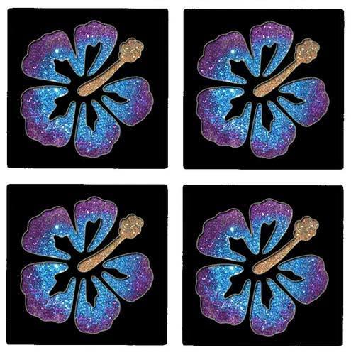 Mini Hibiscus Stencils