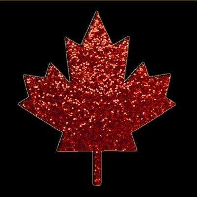 Large Maple Leaf Stencil