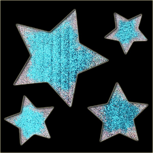 Large Star Stencil