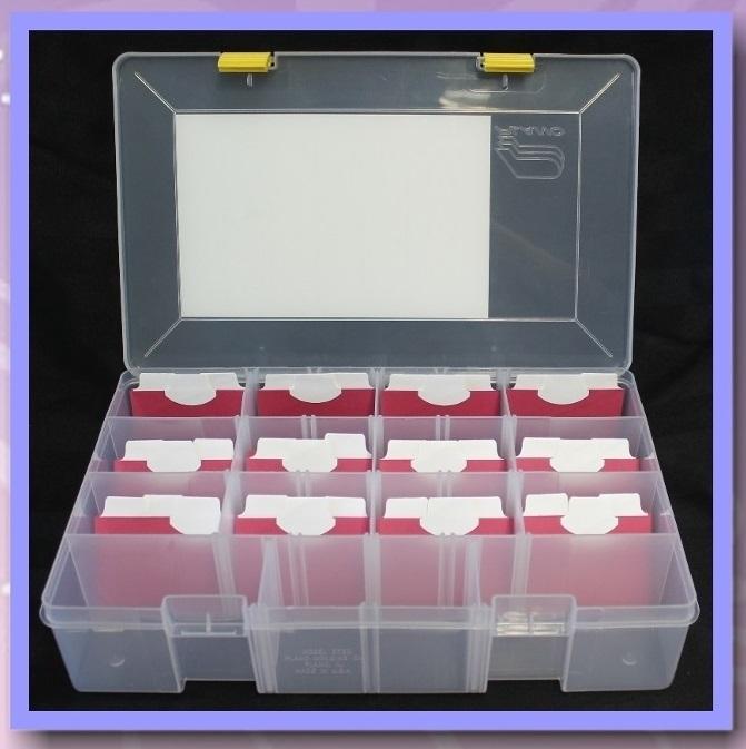 Stencil Storage Case