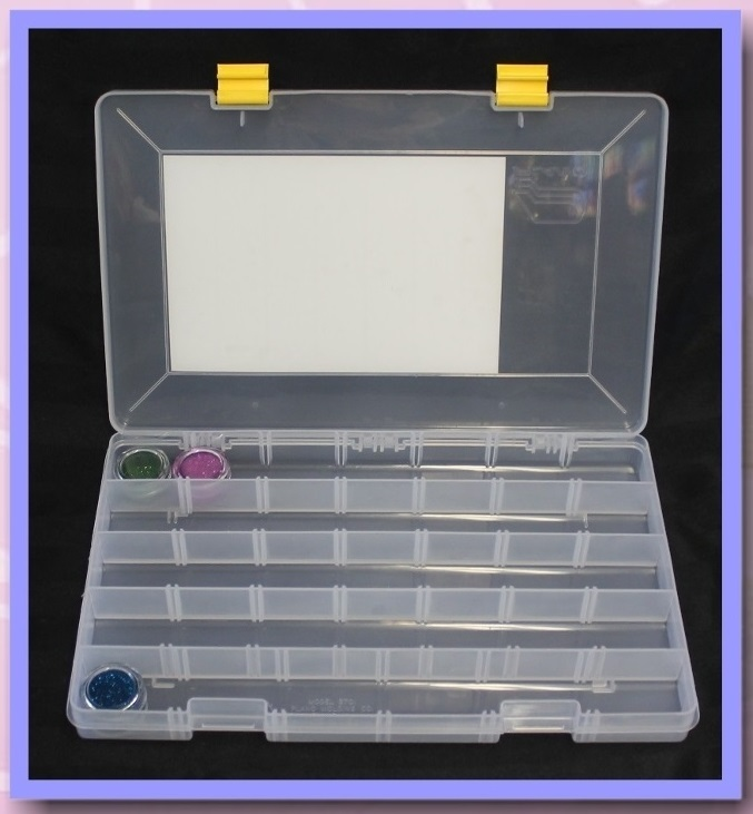 Glitter Storage Case