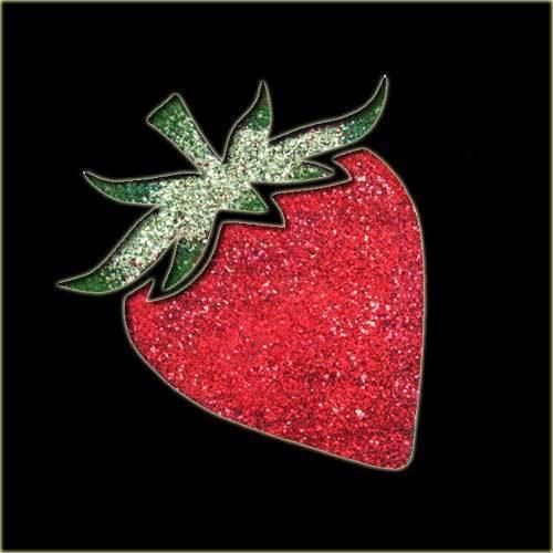 Strawberry Stencil
