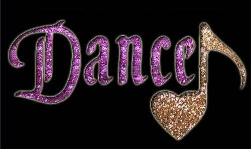Dance Stencil