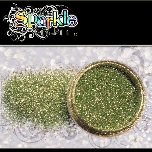 Mermaid Green Glitter