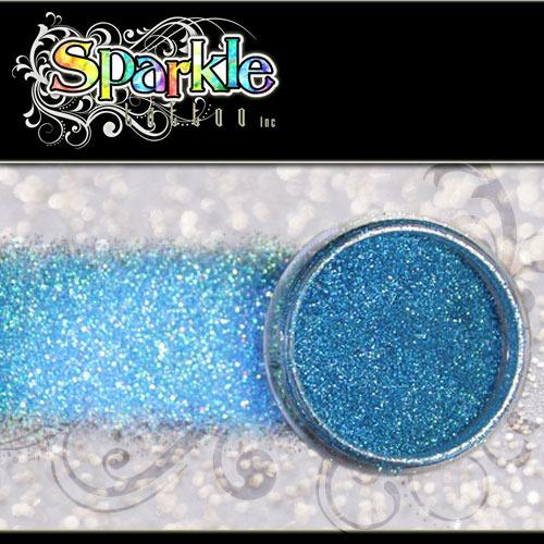 Laser Blue Glitter