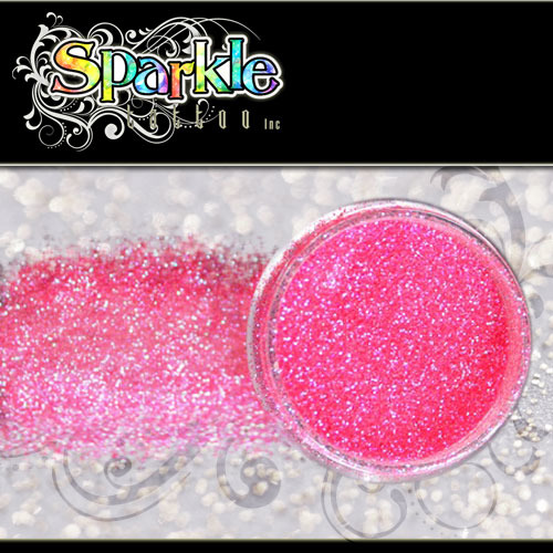 Cosmic Pink Glitter