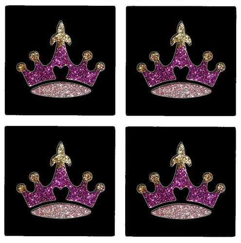 Mini Crown Stencils