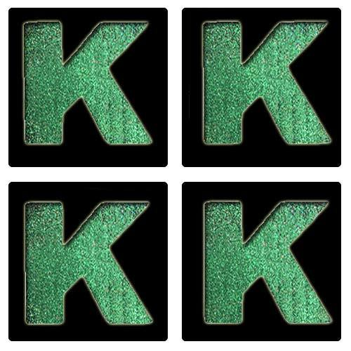 Letter K Stencil