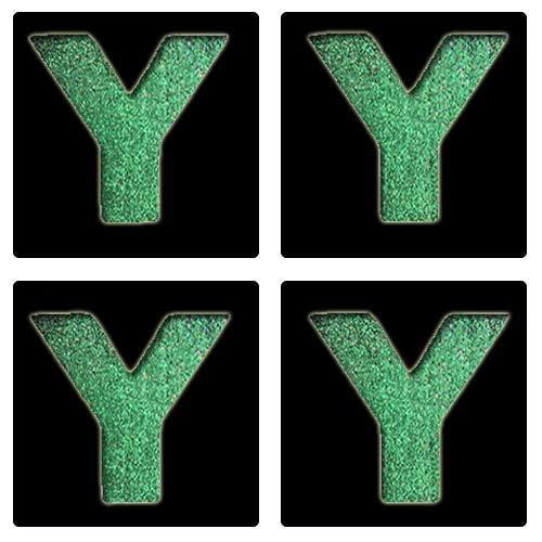 Letter Y Stencil