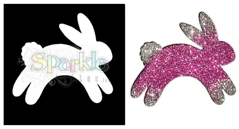 Bunny Stencil