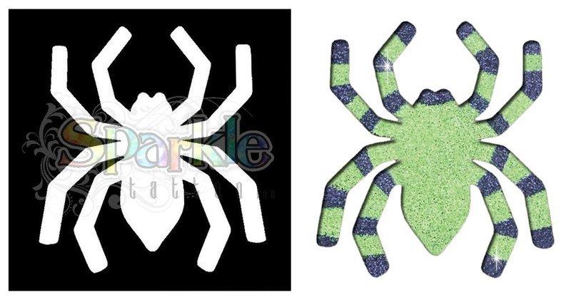 Spider Stencil