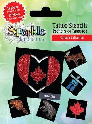 Canada Stencil Collection