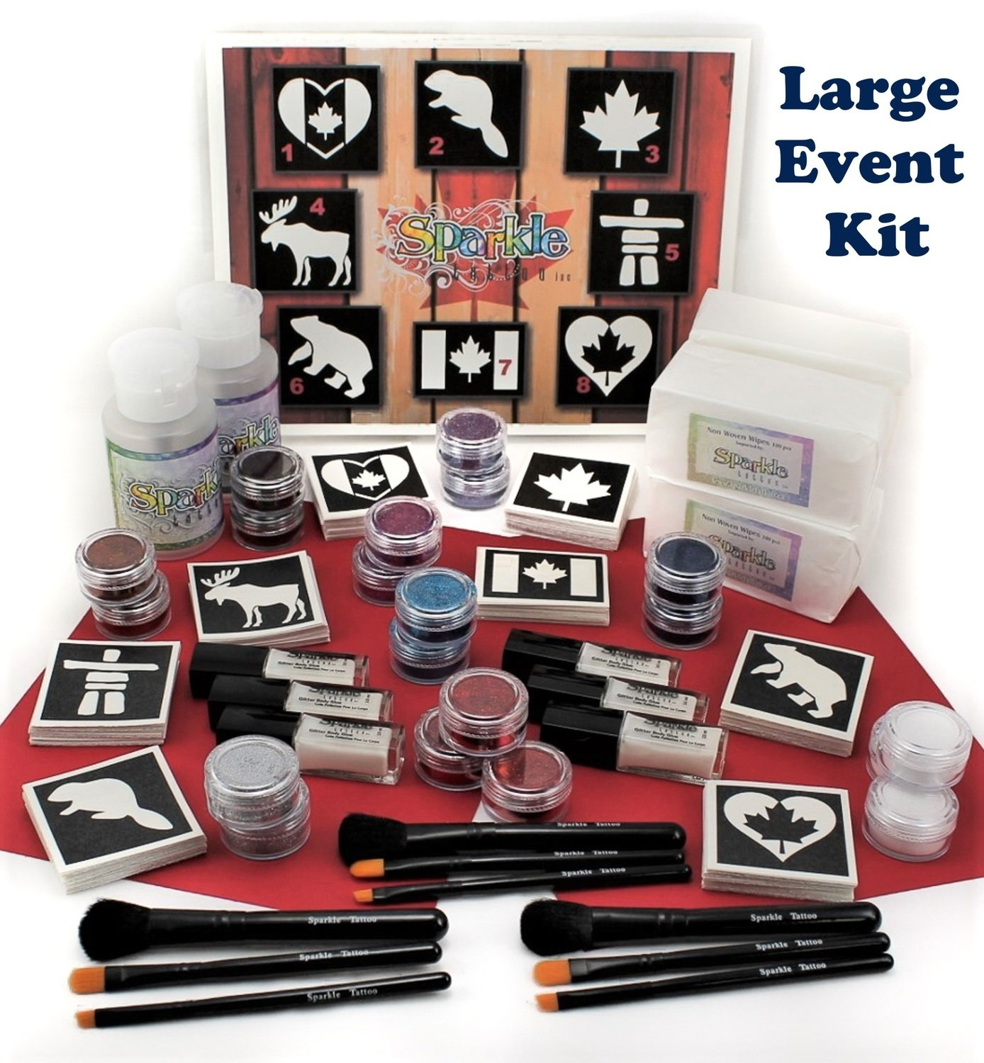 Canada Day Event Kit - Large