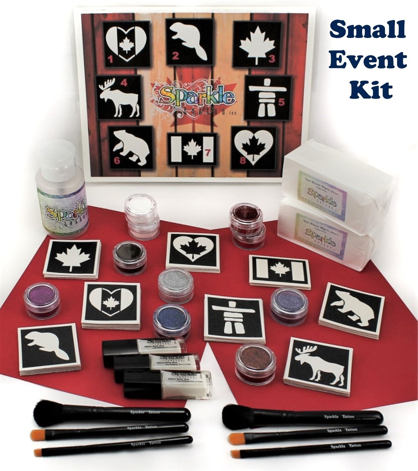 Canada Day Event Kit - Small