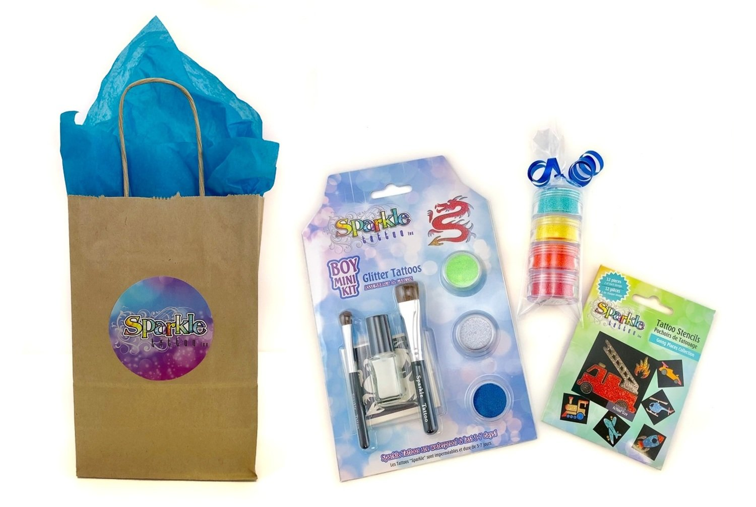BLOWOUT SALE - Boy Gift Package