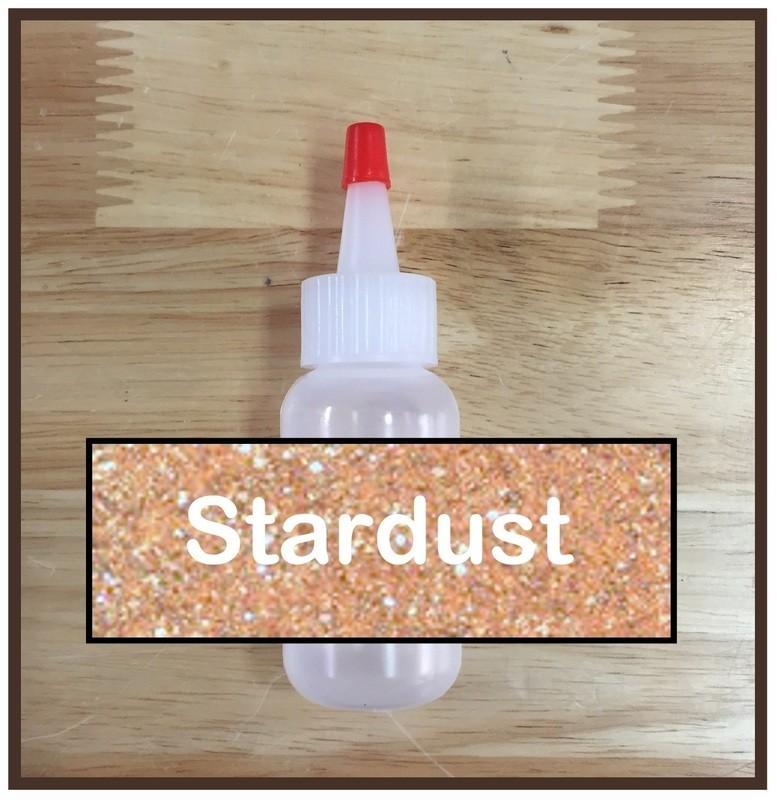 Stardust Glitter Poof