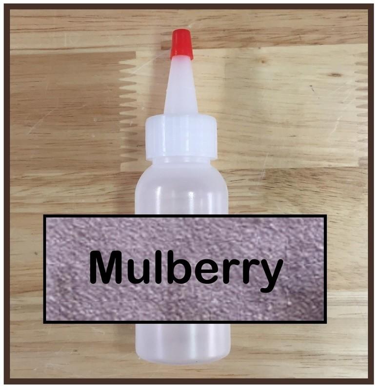 Mulberry Glitter Refill