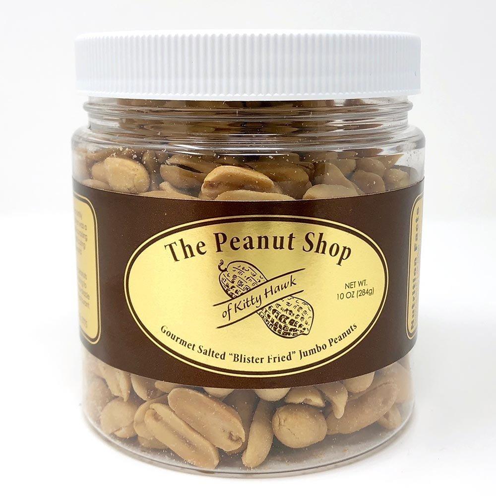 "Kitty Hawk Gourmet Salted ""Blister Fried"" Jumbo Peanuts 00025"