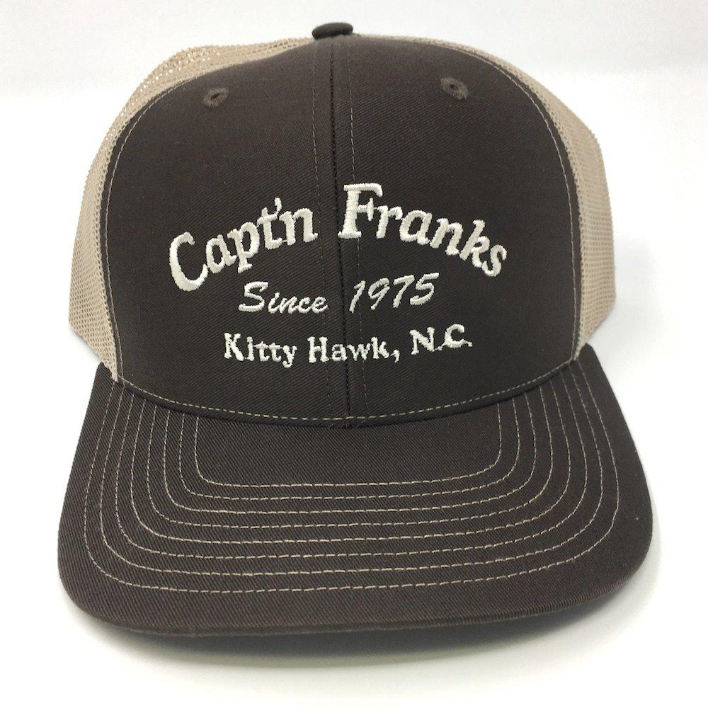 Trucker Hat- Mesh Back