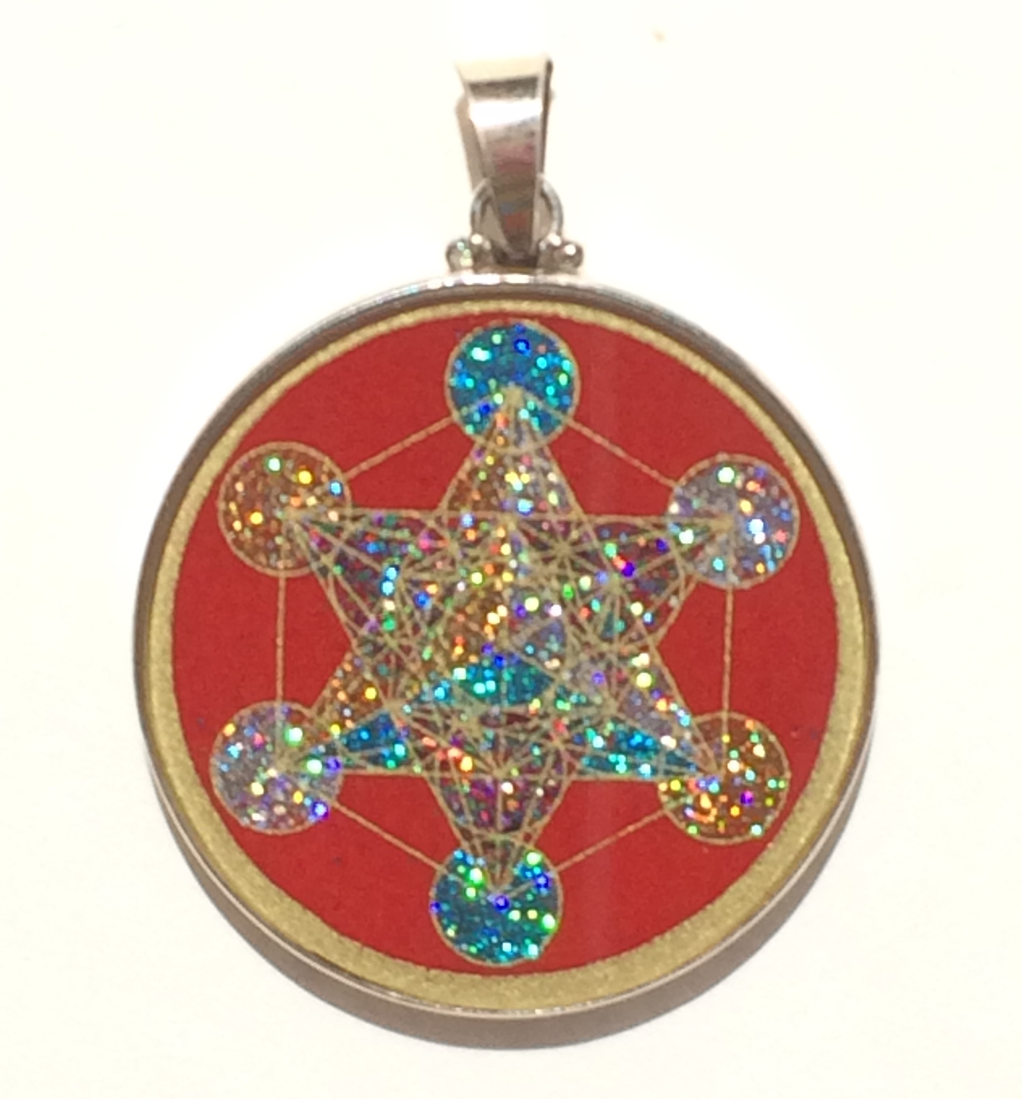 Metatrons cube sacred geometry pendant red coral by scalar heart metatrons cube sacred geometry pendant red coral by scalar heart collection 712395267059 aloadofball Gallery