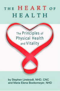 The Heart of Health Book (softback)