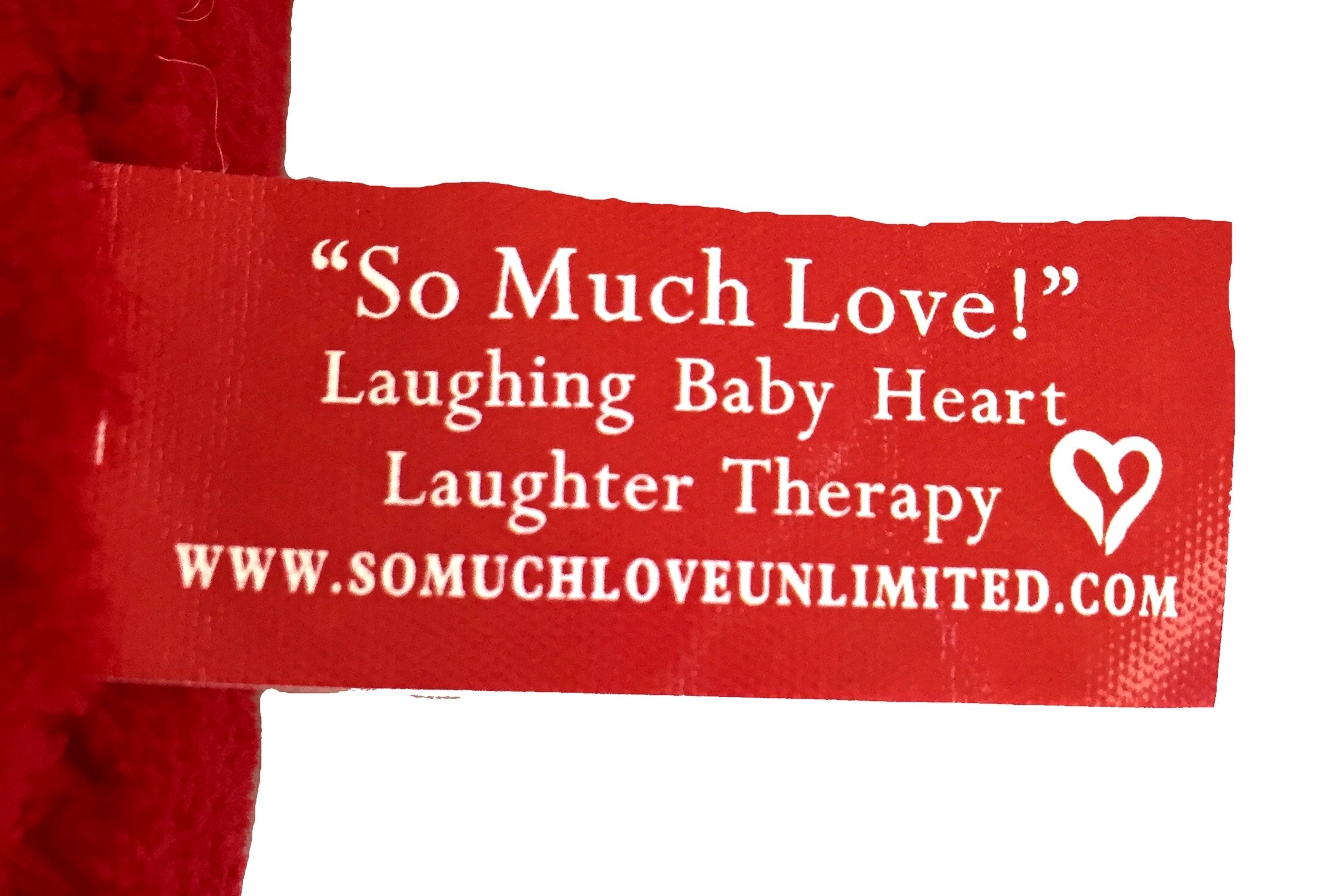 Little Love Laughing Baby Heart by So Much Love Unlimited