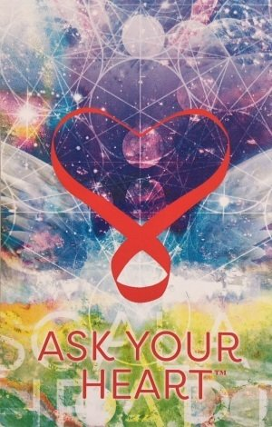 ASK YOUR HEART Cards by Scalar Heart Connection 9780974112350