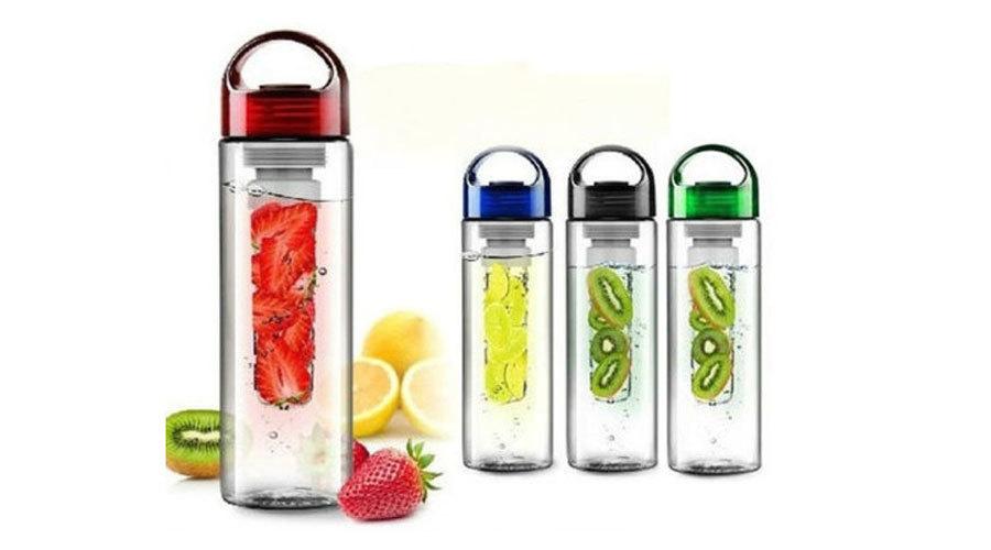 Fruit Fusion Water Bottle