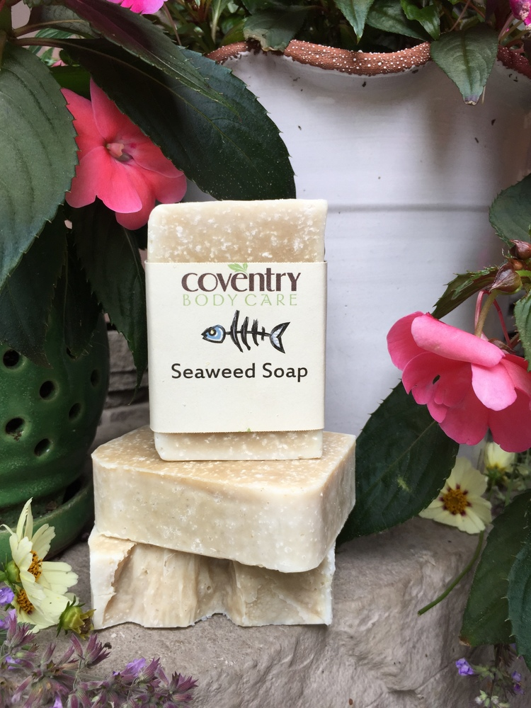 Seaweed Soap Bar (unscented)