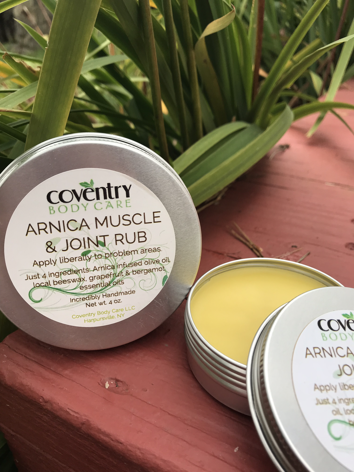 ARNICA Muscle & Joint Rub