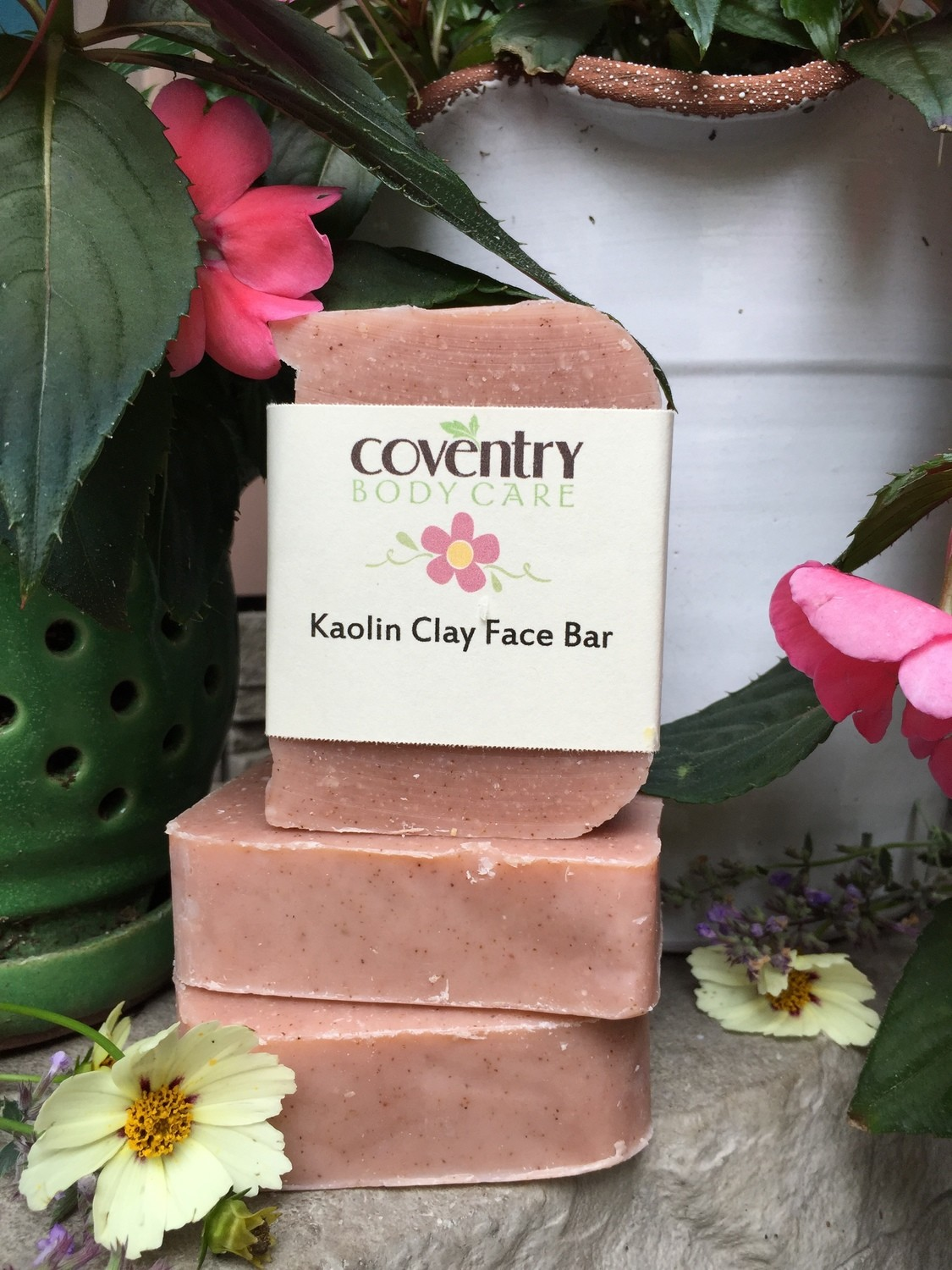 Kaolin Clay Face Bar