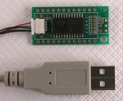 USBmicro U421 Versatile I/O CGU421