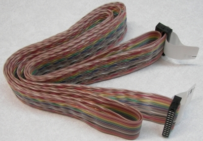 Ribbon cable, with twisted pairs CGTWISTCABLE