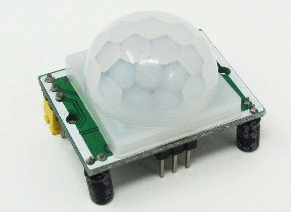 PIR (Passive InfraRed) motion module