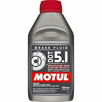 OLIO FRENI MOTUL DOT 5.1