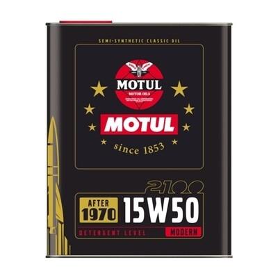 Olio motore MOTUL 2100 15W-50