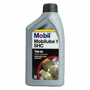 Olio cambio MOBILUBE 1 SHC 75W-90