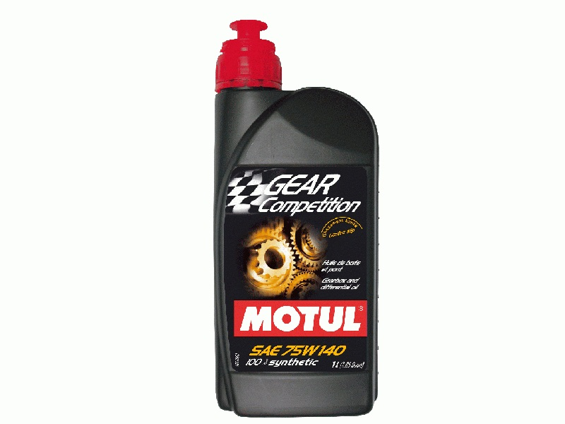 Olio cambio MOTUL GEAR COMPETITION