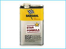 Additivo per benzina BARDAHL STAR FORMULA COMPETIZIONE