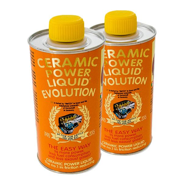 Ceramic Power Liquid Evolution