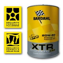 Olio motore BARDAHL XTR RACING 20W60