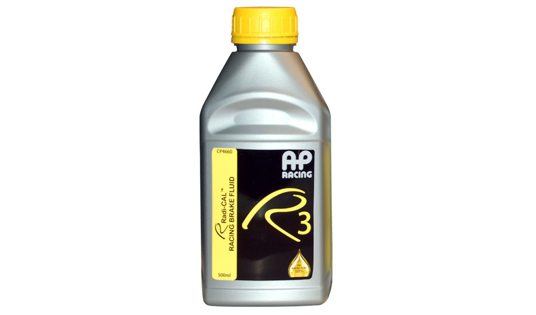 OLIO FRENI AP RACING 660 DOT 4
