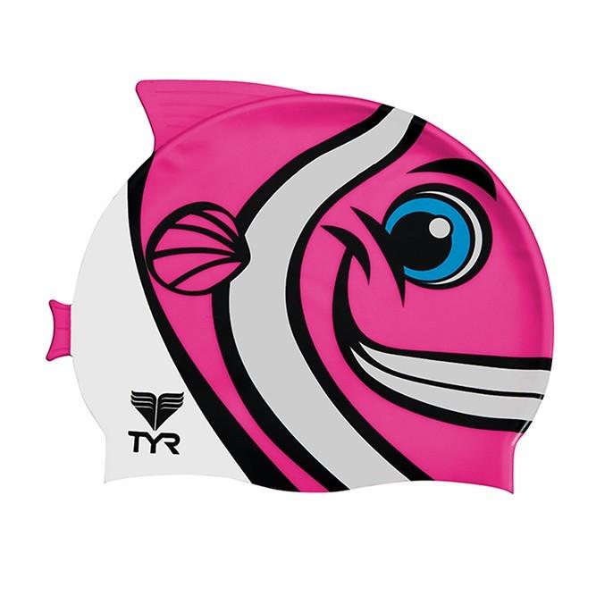 TYR Happy Fish Swim Caps