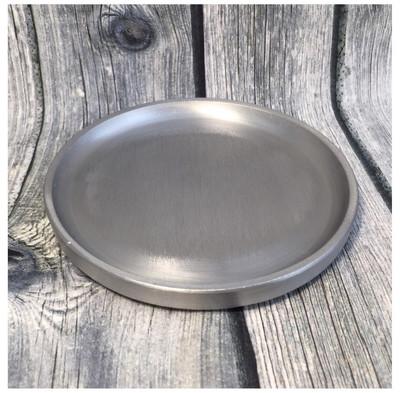 Teller Silber 12cm