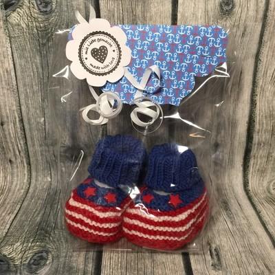 Babyschuhe Amerkia