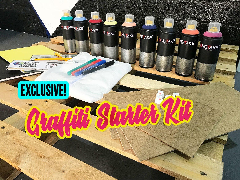Graffiti Kit