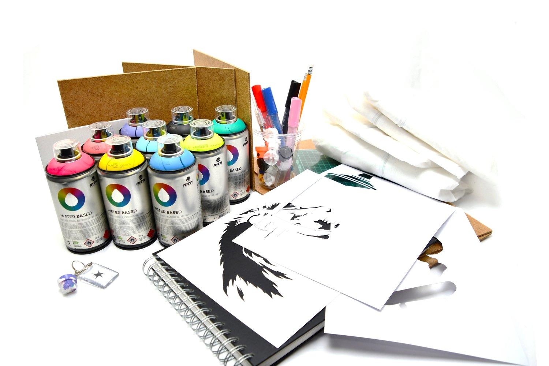Graffiti Art Kit