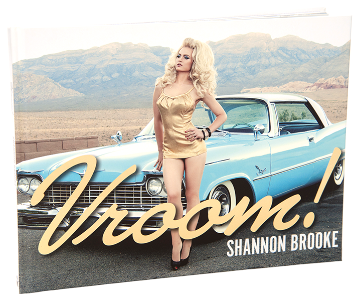 Vroom! by Shannon Brooke